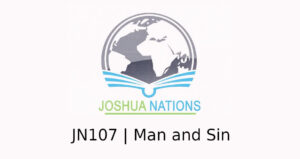 JN107   Man and Sin