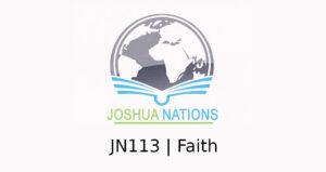 JN113   Faith