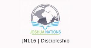 JN116   Discipleship