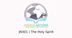 JN301   The Holy Spirit