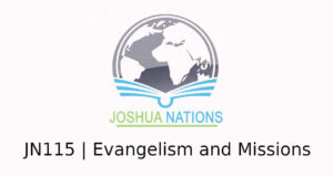 JN115   Evangelism and Missions   Main Logo